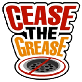 Cease the Grease DrainLogo